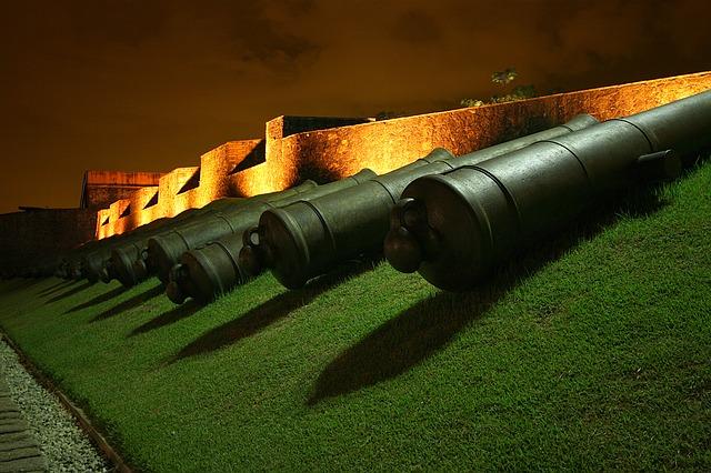 9 forte do castelo